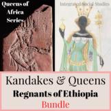 Queens of Africa: Kandakes & Queens Bundle