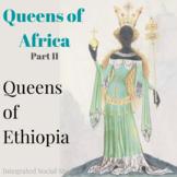 Queens of Africa: Queens of Ethiopia