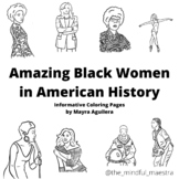 Black History Coloring Pages | Black History Month Activit