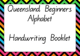 Queensland Beginners Alphabet Handwriting Pack