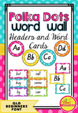 Queensland Beginners Font Word Wall