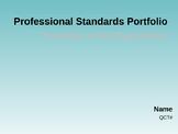 Queensland College of Teachers Portfolio