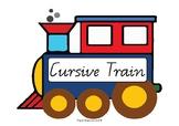 Queensland Cursive Train