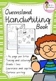 Queensland Handwriting Book