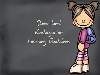 Queensland Kindergarten Learning Guidelines QKLG