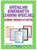 Queensland Kindergarten Learning Guidelines, Learning Thro