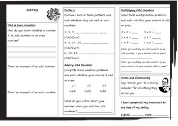 Queensland Year 4 Homework for Unit 3 (Weeks 1 - 3 only)