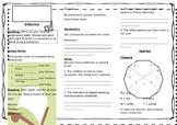 Queensland Year 5 Homework for Unit 7