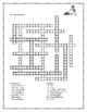 Quehaceres (Chores in Spanish) crossword