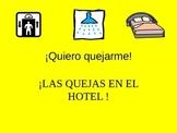 Quejas en el hotel!