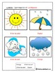 Weather-Quel Temps Fait-Il? Everything to teach weather ex