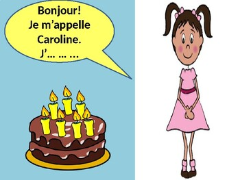 Quel âge as-tu? / How old are you? Ages
