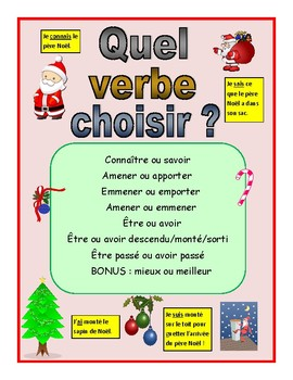 Which French Verb?