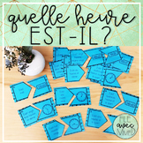 Quelle heure est-il - Telling Time in French