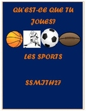 Quels sports joues-tu? :  French Sports
