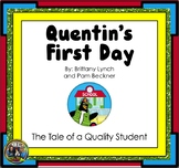First Day of School Book and Activities for Kindergarten and First Grade