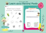 Nutrition: Real Food v. Fake Food