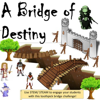 Quest- A Bridge of Destiny, An Engineering Design Process Project
