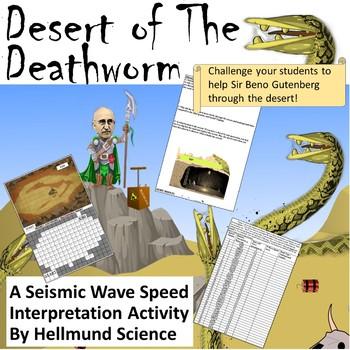 Quest- Desert of the Deathworm