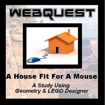 Webquests - Quest For Knowledge - Geometry Bundle