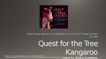 Quest For the Tree Kangaroo Book Study