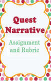 Quest Narrative- Writing Assignment