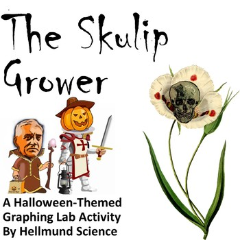 Quest- The Skulip Grower, A Graphing Activity