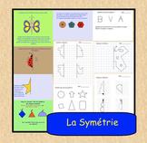 Qu'est ce que c'est la symétrie?  Interactive SMARTboard Gr. 3-4