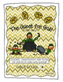 Quest for Gold: A Math Quest - St. Patrick's Day Activity