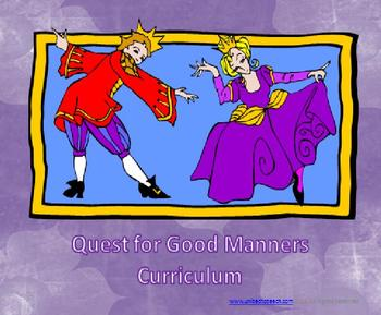 Quest for Good Manners Curriculum