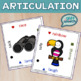 Quest for Good Speech Articulation Game Vocalic R, L, S, and TH