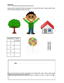 Questar TN Ready 2nd grade Math Performance Task