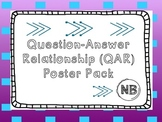 Question-Answer Relationship (QAR) Poster Pack