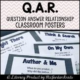 Question - Answer - Relationship (QAR): Question Stem Clas