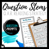 Question - Answer - Relationship (QAR): Student Question Stems
