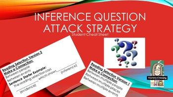 Question Attack Strategy
