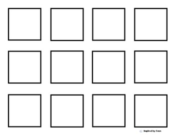 Question Boards and Answer Squares for Autism