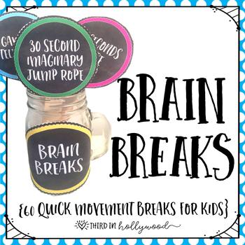 Question/Brain Break Bundle