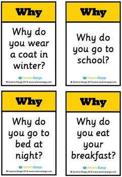 Question Cards Bundle