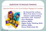 Question Cards to Engage Learning