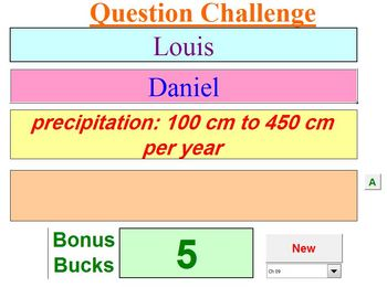 Question Challenge - Classroom License  A Pinkley Product