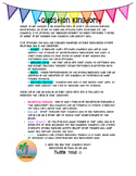 Reading Strategy - Formulating Questions Unit