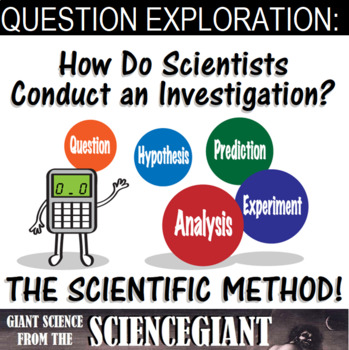 Question Exploration: How Do We Use the Scientific Method to Investigate?