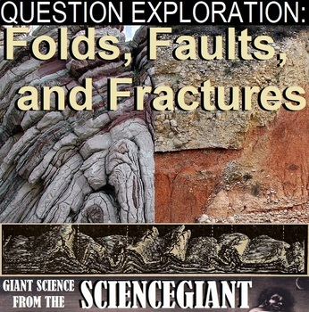 Question Exploration:How does plate movement create folds, fractures and faults?
