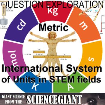 Question Exploration: SI Metric Measurements in STEM Fields