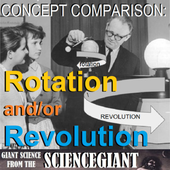 Concept Comparision and Question: How Does Earth Move? Rotation and Revolution