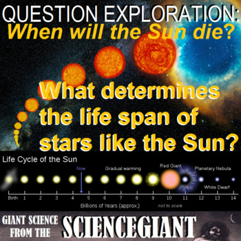 Question Exploration: What Determines the Life Span of a Star?