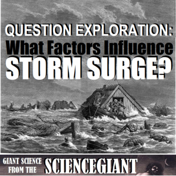 Question Exploration: What Factors Influence Storm Surge SLOSH?