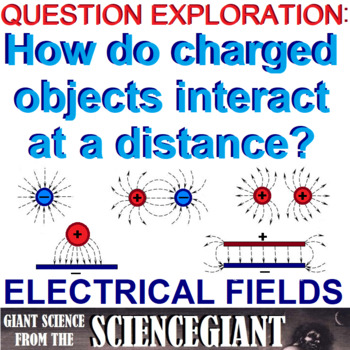 Question Explore: Electric Field Strength and How Charged Objects Interact