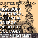 Question Explore: How Is Electric Potential Related To Voltage and Capacitance?